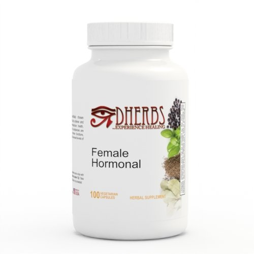 Female Hormonal Balance Supplement for Women with Licorice Root (100 Capsules)