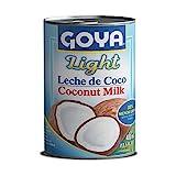 Goya Leche De Coco Light - 6 Unidades X Ml 2 G, 400 Gramo