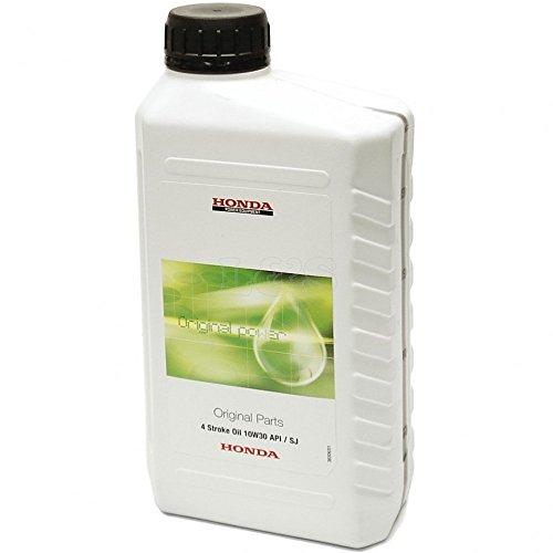 Olio per motore 10W30, 1 litro, per motori Honda a 4 tempi, di L&S Engineers