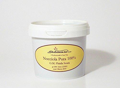 Pasta Nocciola G.M. Pura 100% Piemonte 200gr