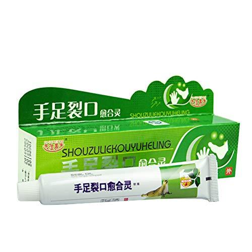 Qiyun Voetcrème, paarden Unguento, voetcrème voor scheuren en sleuven