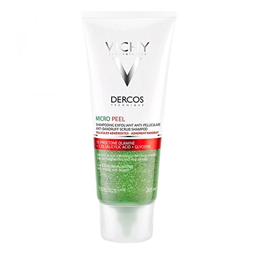 VICHY DERCOS Micropeel Anti-Schuppen Shampoo 200 ml