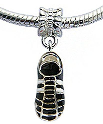 Hihamer Licorne Collier avec pendentif grav/é petit cadeaux pas cher Cha/îne Bijoux en Argent