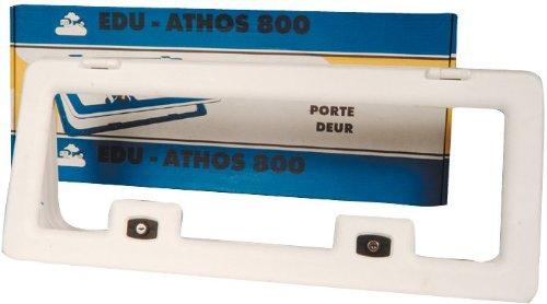 Serviceklappe Crusader EDU 800 - 800 x 300 mm - weiß