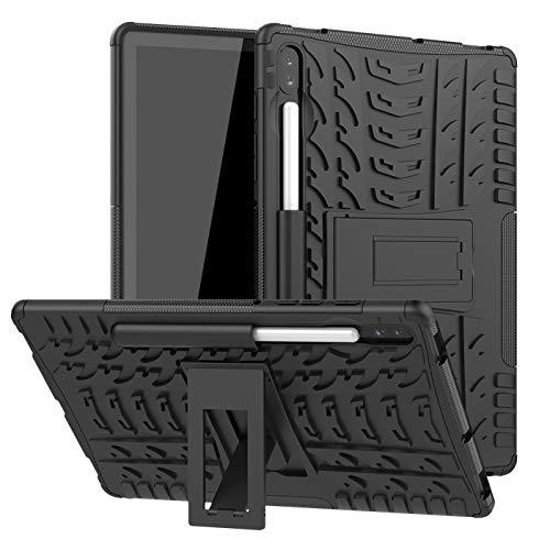 voor Samsung Galaxy Tab S5e 10.5/SM-T720 Tablet Hoesje Case Case, Heavy Duty Shock Absorption Armor TPU/PC Hybrid Impact Schokbestendige Defender Beschermhoezen (scherm 10.5 Inch), Galaxy Tab S5e 10.5/SM-T720, 4