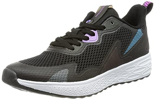 Dockers by Gerli Damen 48zl201-700110 Sneaker, Schwarz Multi, 40 EU