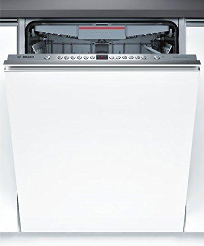 Bosch SBV46MX03E Serie 4 Vollintegriert XXL Geschirrspüler A++ / 266 kWh/Jahr / 2660 L/jahr / Startzeitvorwahl/ Weiß