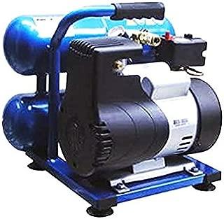 Puma Industries LA9021 Air Compressor, Single Stage Oil-Less Direct Drive Series, 1.5 hp Running, 135 Maximum psi, 115/1V/Phase, 2 gal, 45 lb.