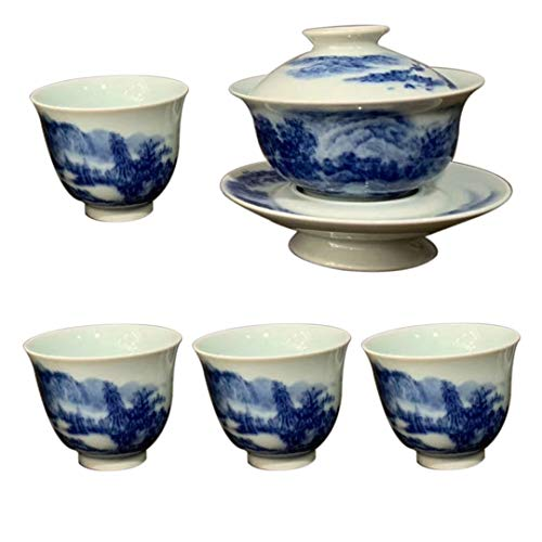 Purchase Jingdezhen Simple and Elegant Porcelain Tea Set