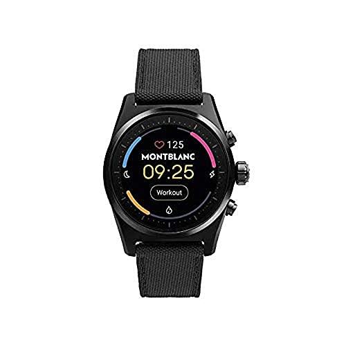 Montblanc Smartwatches Fashion para Hombre 128409