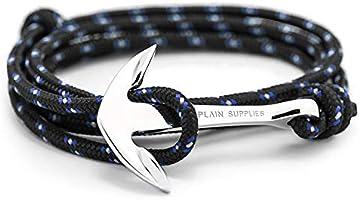 PLAIN SUPPLIES Anchor Bracelets