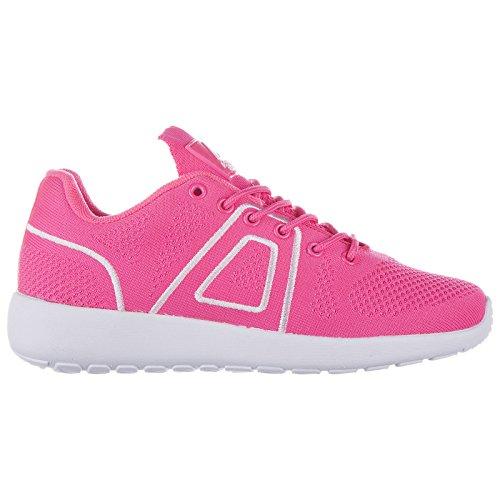 Asfvlt Damen Sneaker rosa 37 EU