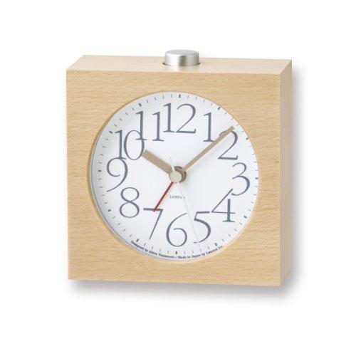 Lemnos LA10-07 AY Alarm Clock, weiß