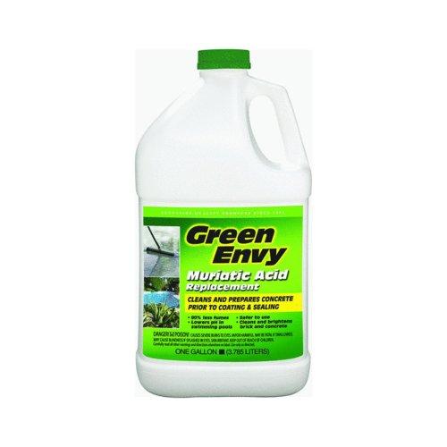Sunnyside Corp. 610G1 Green Envy Muriatic Acid-GREEN ENVY MURIATIC ACID