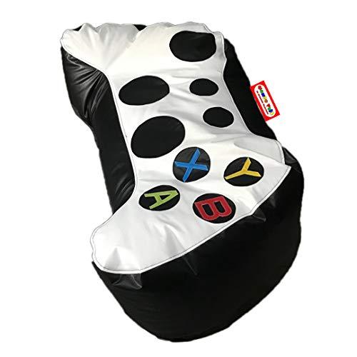 Sillon Puff Control de Videojuegos Gamer Chico, soporta 65 kg