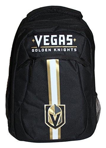 NHL Vegas Golden Knights Mochila de acción, Color del Equipo