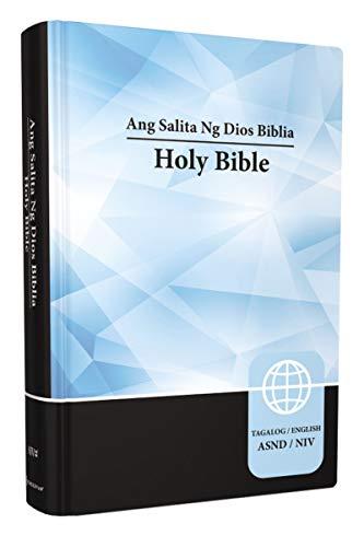 Tagalog, NIV, Tagalog/English Bilingual Bible, Hardcover (English and Tagalog Edition)