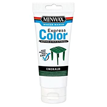 Minwax Express Color Wiping Stain 308064444 Emerald Green
