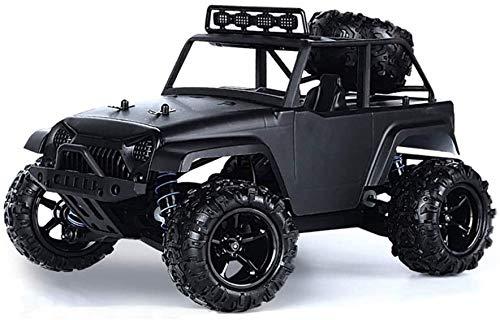 Mopoq High-Speed Drift 2.4G Hobby RC-Fahrzeug, Off-Road All-Terrain 1/18 RC-Fahrzeug, 4WD-Schock-RC-Buggy, Weihnachtsfernbedienung von Kindern