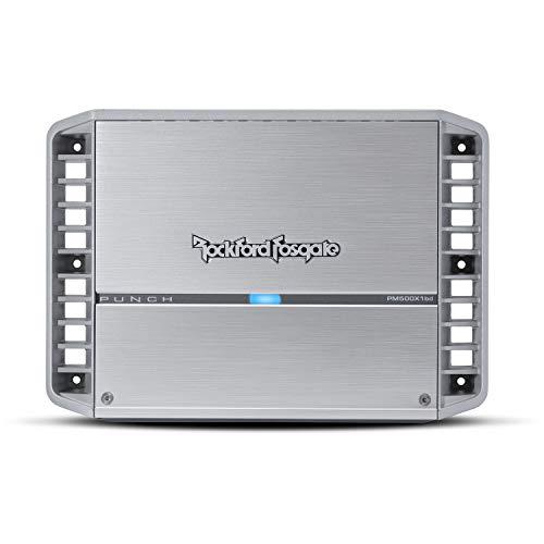 Rockford Fosgate PM500X 1BD class-bed de 500W mono amplificador