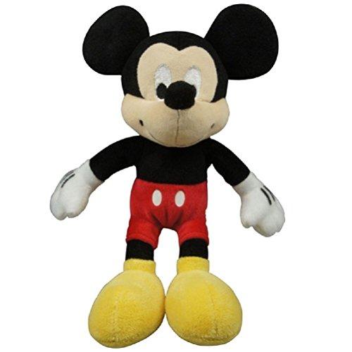 Disney 9 Mickey Mouse Plush Now $5.00