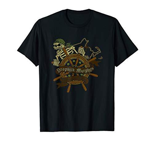 Dropkick Murphys - Shipping Up To Boston - Official Merch T-Shirt