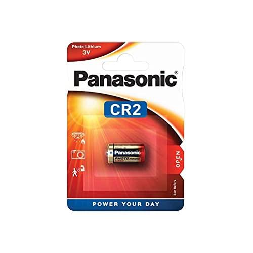 Corp. Panasonic Pila de Litio CR2 3V - Blister 1