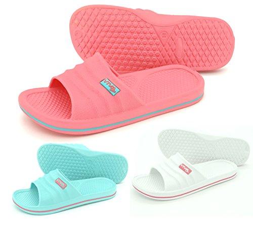 Heimtexland badslippers dames badslippers sauna schoenen slippers badslippers meisjes 36-41 Typ553