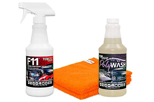 TopCoat F11 Prep Kit