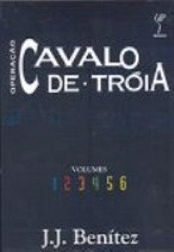 Operação Cavalo De Troia - 6 Volumes