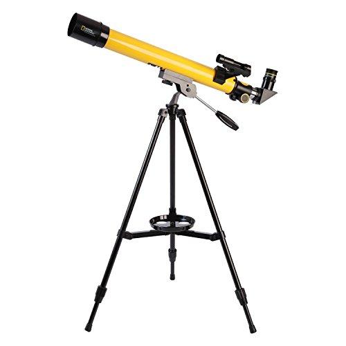 NATIONAL GEOGRAPHIC 50MM Plössl Telescope, Yellow (80-10050)
