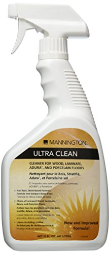 Mannington Ultra Clean 32oz Spray Bottle