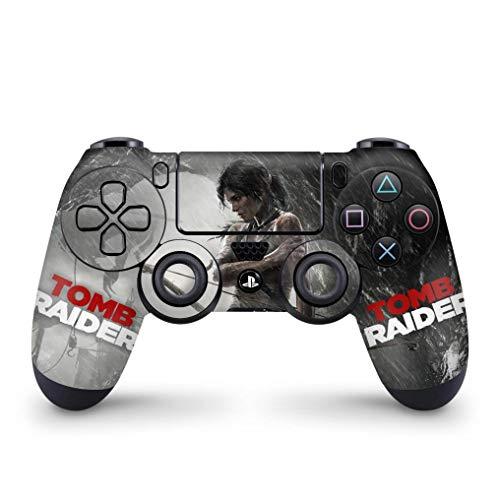 Skin Adesivo para PS4 Controle - Tomb Raider