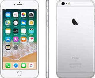 iPhone6s 本体 SIMフリー64GB ゴールド画面新品、バッテリー新品 (シルバー)