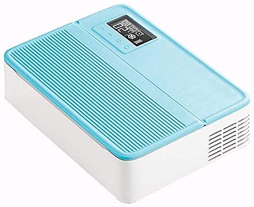 LSWY Caja del refrigerador de insulina Caja de refrigerador de insulina Mantiene medicamentos para la Diabetes Control de Temperatura Fresco e Aislamiento 2-12 ° C
