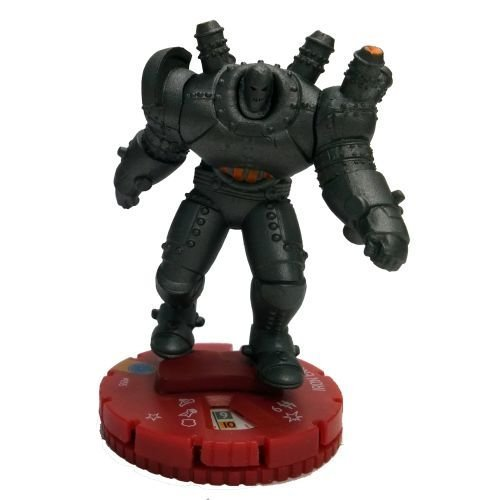 Marvel Heroclix Invincible Iron Man #055 Iron Engine (1900's) Chase Figure with Character Card