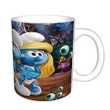 The Puffi divertente tazza da caffè, regalo divertente per donne e uomini, 330 ml