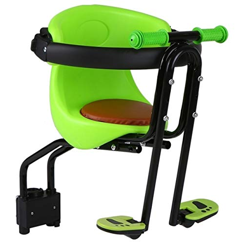 Why Should You Buy QFDYEQF128 Bicycle Baby Seat Kids Bike Child Safety Seat Saddle Cushion with Back...