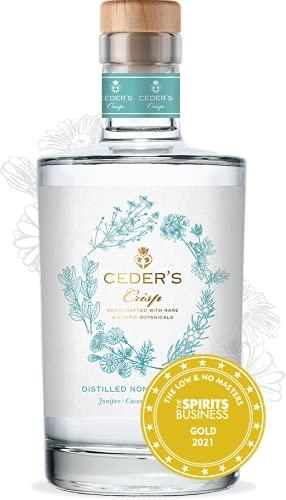 Ceder's Crisp - Boisson Distillée Sans Alcool - 50cl