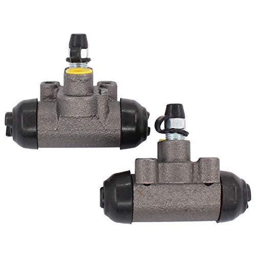 MOTOKU Pack of 2 Front Brake Wheel Cylinder Replacement for Quadrunner 250 LTF250 LTF250F LTF4WDX King Quad 300 LTF300F Quadrunner 4WD