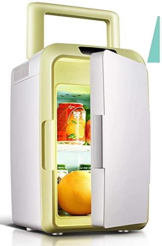 LXNQG Refrigerador de coches, 6 litros Compacto-Refrigeradores Coche Dual Mini Frigorífico Hogar Mini Micro refrigerador Frigorífico portátil-A 31x25x19cm (12x10x7inch) Jianyou (Color: D, Tamaño: 41x2