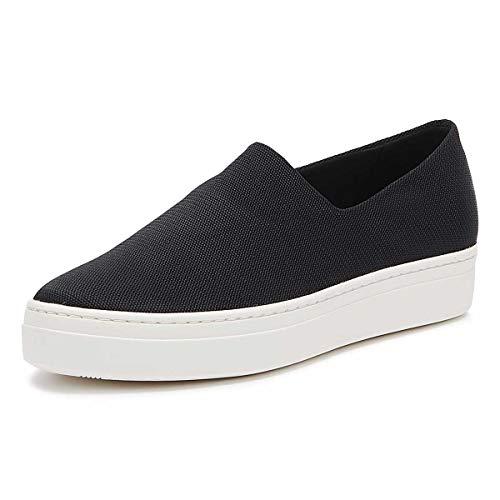 Vagabond Damen Camille Slip On Sneaker, Schwarz (Black 20), 42 EU