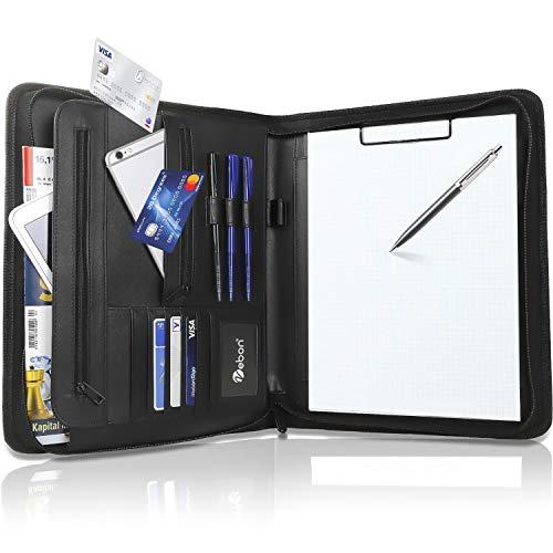 Vebon® Schreibmappe A4 groß