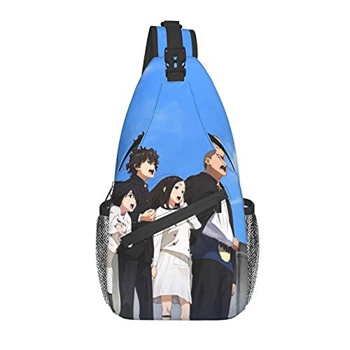 多機能心が叫びたがってるんだ。 (2) 肩掛けバッグ ショルダーバッグ ワンショルダー ボディバッグ 大容量 3dプリント 収納バッグ 通学 通勤 手提げ袋 男女兼用 斜め掛けバッグ コインバッグ チェストバッグ