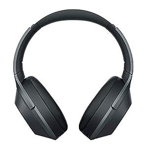 Sony WH1000XM2 Premium Noise Cancelling Wireless Headphones (International Version/Seller Warranty) (Black)