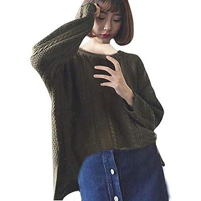 HAHAJY Sweatshirts Solide Damen