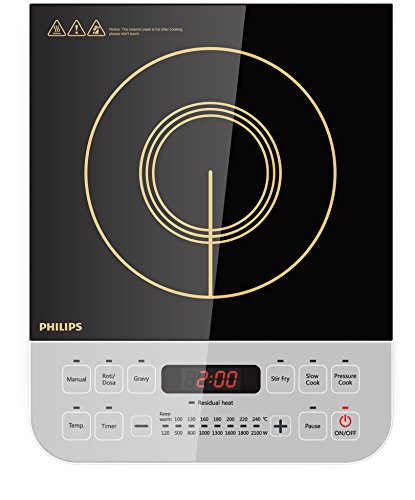 Philips Viva Collection HD4928/01 2100-Watt...