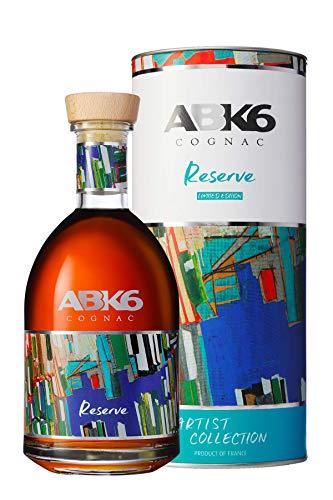 ABK6 Cognac Reserve Artist Collection No1 - Edition Limitée - 70cl 40° - Coffret
