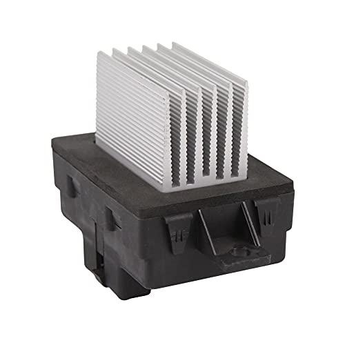 TAMKKEN HVAC Fan Blower Motor Resistor 6E5Z19E624AA Compatible with Ford Fusion Lincoln MKZ Mercury Milan Fit 8E5Z19E624A RU797