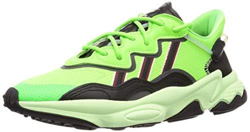 adidas Sneakers Uomo Ozweego EE7008 (41 1-3 - SGREEN-CBLACK-GLOGRN)